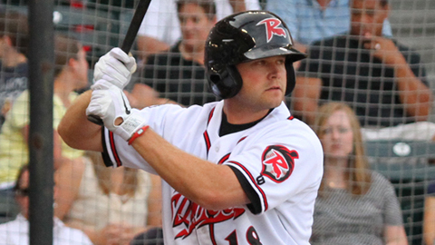 172b1bffe7 Wes Hodges had the Squirrels' sixth multi-homer game and the third in his  career. (Real Life Studios)