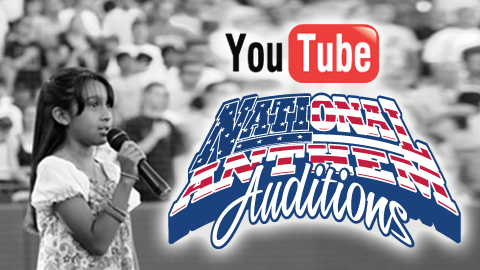 National Anthem Auditions On YouTube | Fresno Grizzlies News