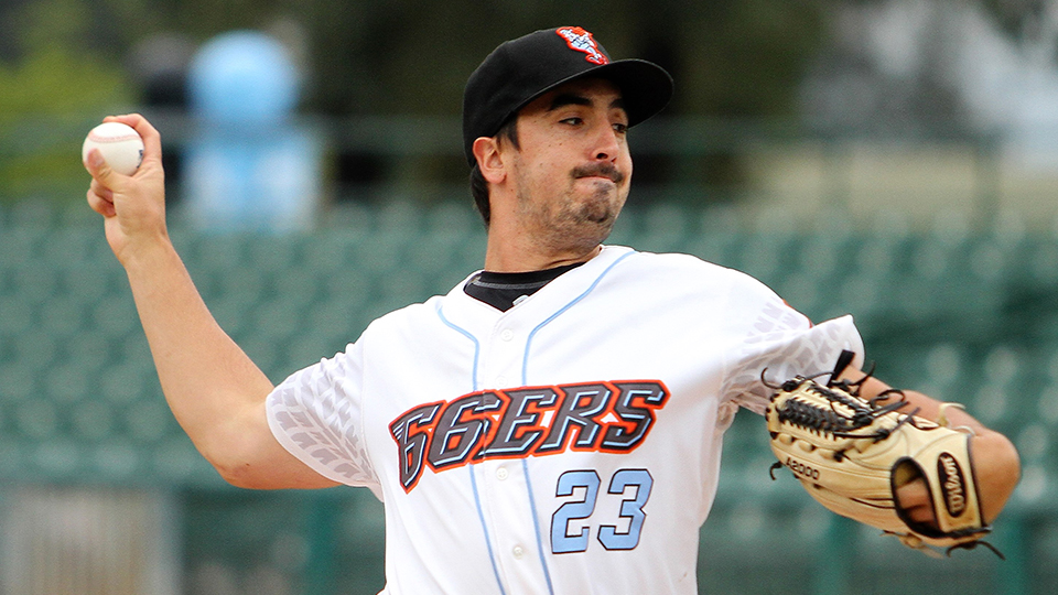 Yada, yada yada: 66ers combine on no-no