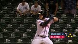 Quiroz comes up clutch, makes history